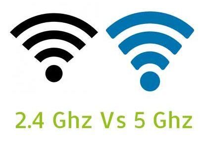 Wifi 2.4Ghz vs 5Gz