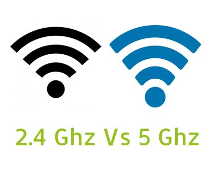 Wifi 2.4Ghz vs 5Gz