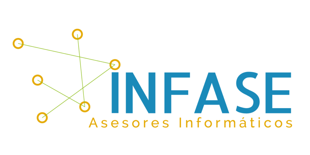 Logo de INFASE Asesores Informáticos
