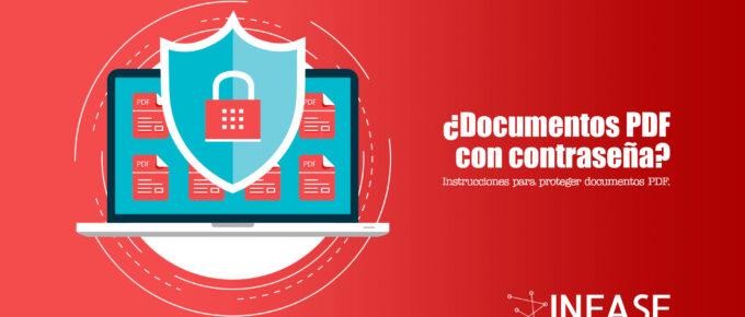 Documentos PDF con contraseña