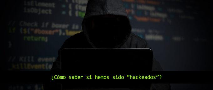 hemos sido hackeados