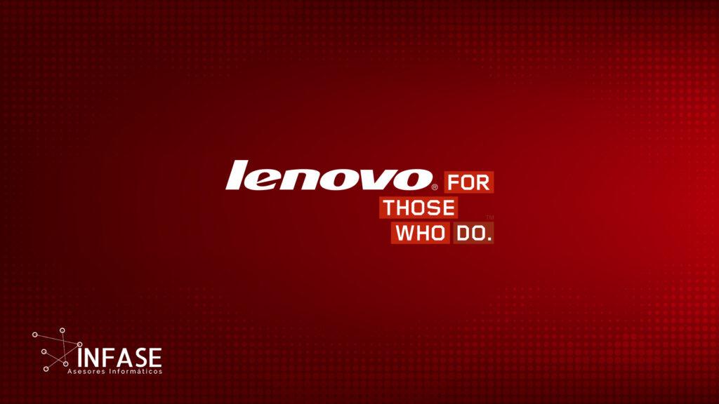 Fondo de Pantalla Lenovo