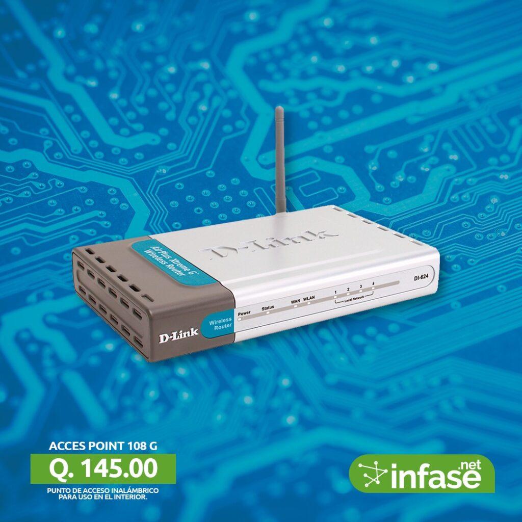 acces point 180 G D-Link