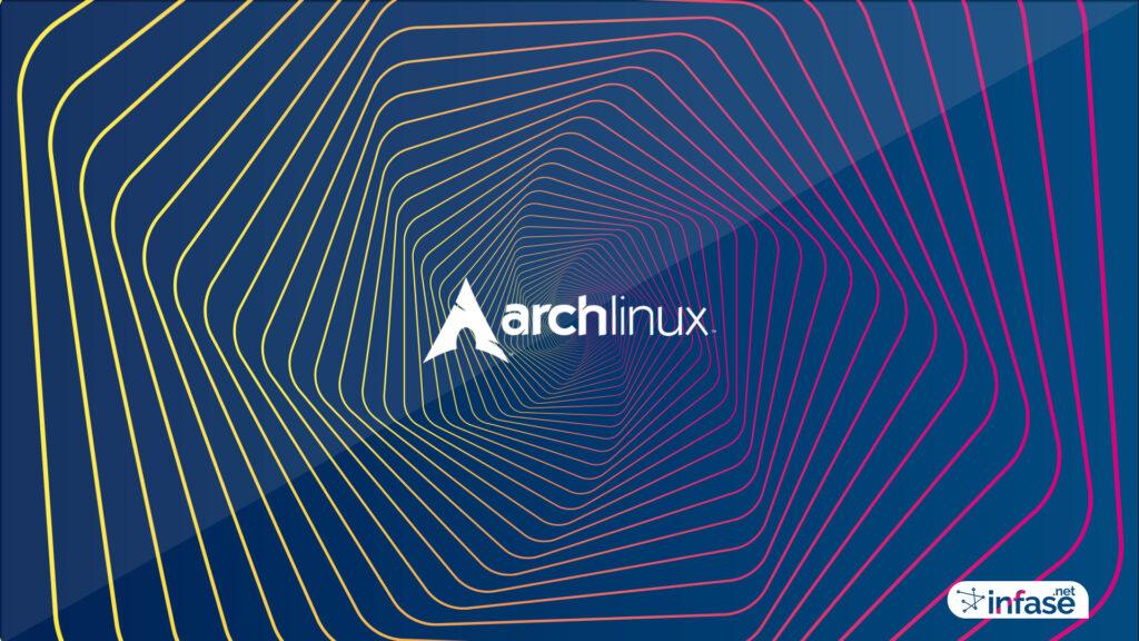 Fondo de pantalla Arch Linux