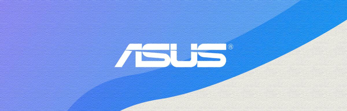 Fondo de pantalla Asus