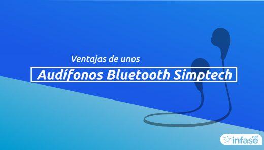 AudífonosBluetooth Simptech