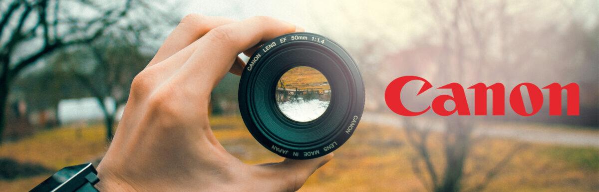 Fondo de pantalla Canon