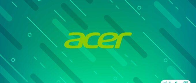 Fondo de pantalla Acer