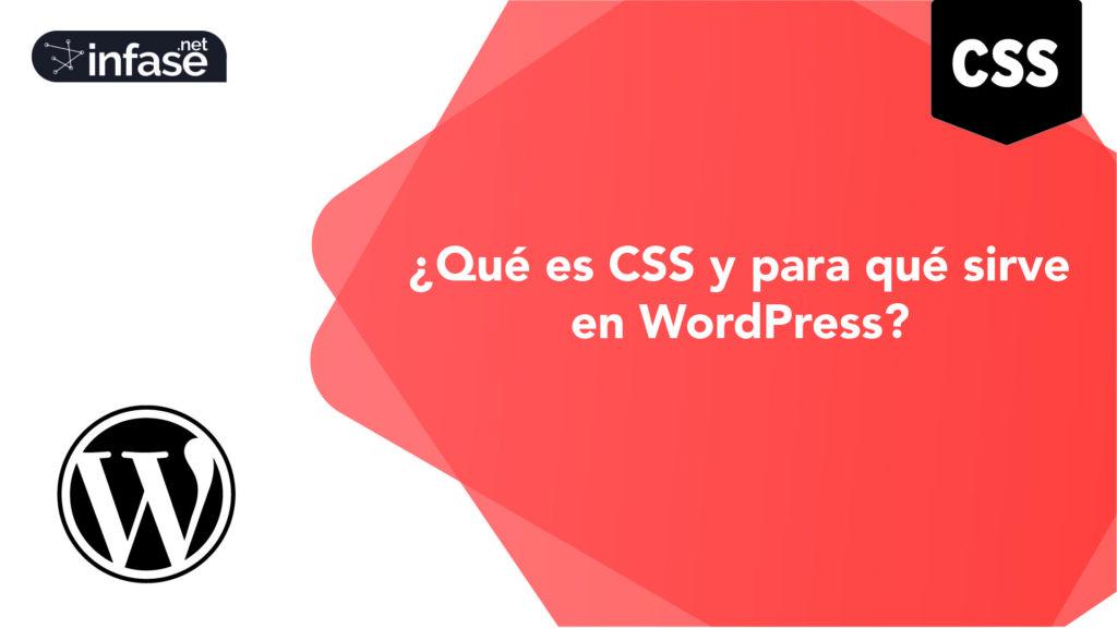 Qué es CSS y para qué sirve en WordPress