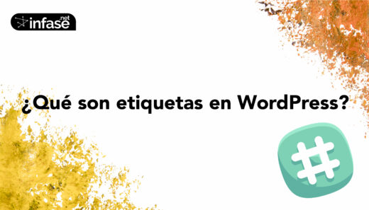 ¿Qué son etiquetas en WordPress?