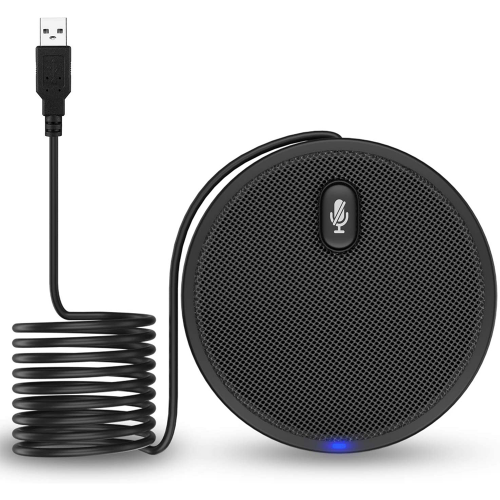 Micrófono USB XIIVIO 360 Grados