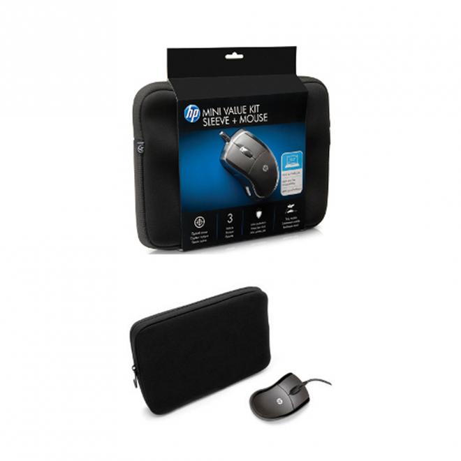 Funda para mini portatil HP